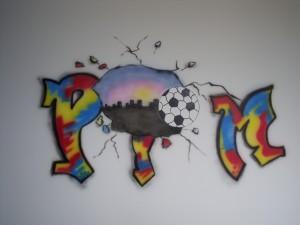 Pim's graffiti